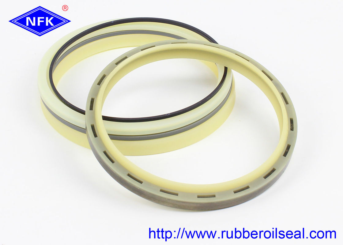 DX380LC DAEWOO Excavator Seal Kit , Polyurethane Wiper Seal For Hydraulic Cylinder
