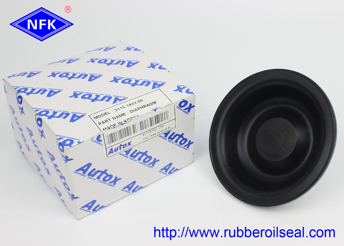 Durable AUTOX Fuel Pump Diaphragm Rubber Seals Wear Resistant Long Service Life