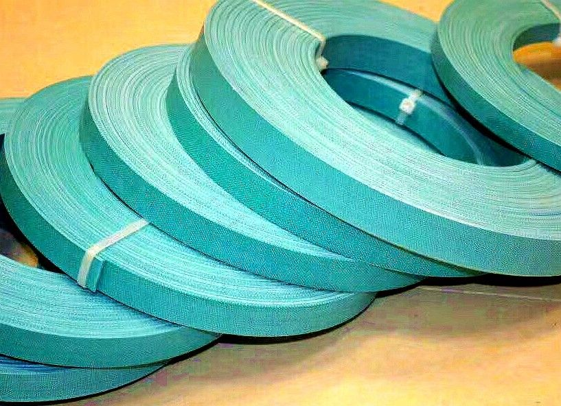 Material PTFE Hydraulic Wear Rings High Elasticity Wear Resistant For Mechanical